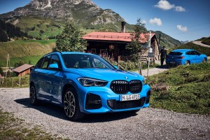 The new BMW X1 xDrive25e is an impressive hybrid with great economy.
