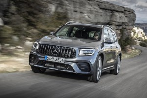 The impressive Mercedes-AMG GLB 35 4Matic will arrive in the UK's showrooms in the summer of 2020.