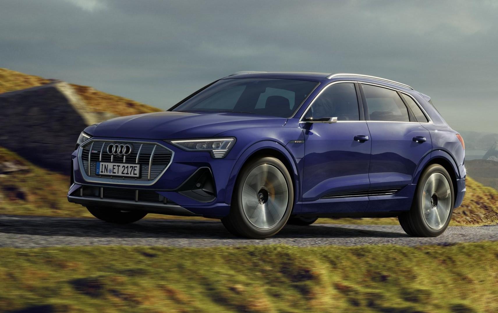 Audi E Tron 50 Quattro Impresses