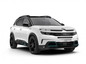 Citroën C5 Aircross SUV Hybrid First Vehicle Leasing