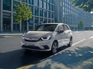 Honda Jazz hybrid First Vehicle Leasing