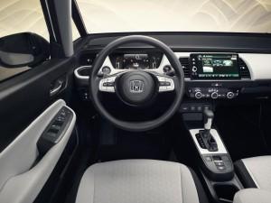 Honda Jazz hybrid First Vehicle Leasing 2