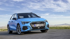 Audi A3 Sportback hybrid offers a car leasing opportunity