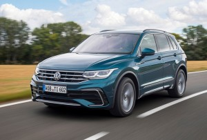 The popular contract hire choice, the Volkswagen Tiguan, has undergone a facelift with more technology and equipment available.