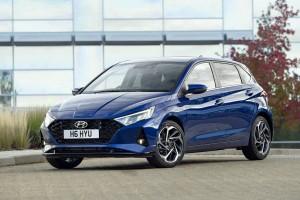 Contract hire Hyundai i20 model