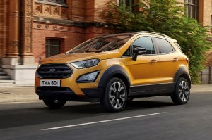 Ford EcoSport car leasing