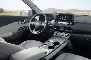 Hyundai Kona Electric car lease firstvehicleleasing.co.uk 2