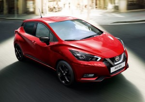Nissan Micra car lease