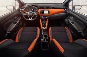 Nissan Micra contract hire