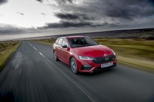 Skoda Octavia vRS car lease deal