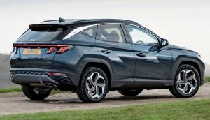 Hyundai Tucson hybrid car lease firstvehicleleasing.co.uk 1