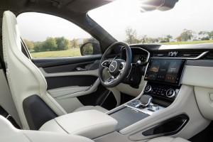 Jaguar F-Pace SVR contract hire