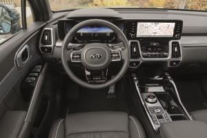 Kia Sorento plug-in hybrid car lease firstvehicleleasing.co.uk 2