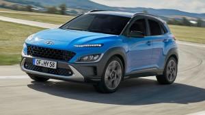 New Hyundai Kona car lease