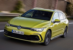 new VW Golf Estate lease