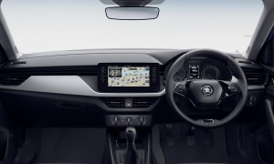 Skoda Scala SE Technology car lease firstvehicleleasing.co.uk 2