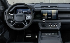 Land Rover Defender V8 contract hire firstvehicleleasing.co.uk 2