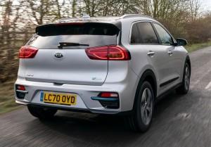 Kia e-Niro car lease firstvehicleleasing.co.uk 2