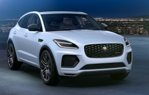 The impressive Jaguar E-Pace car lease range has had its connectivity features updated, plus there's a new trim.