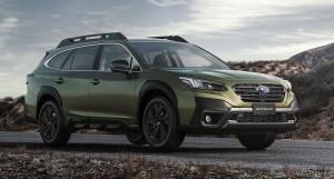 Subaru Outback car lease front