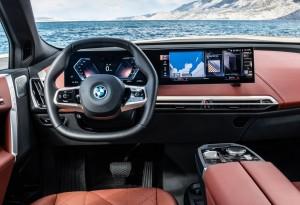 BMW iX car lease firstvehiclesleasing.co.uk 2