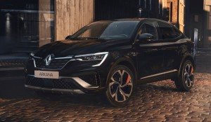 The all-new Renault Arkana hybrid car lease range has been unveiled with deliveries starting in September.