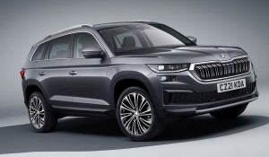 The impressive Skoda Kodiaq car lease range has been revamped with more equipment and a fresh look.