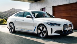 BMW i4 car lease front