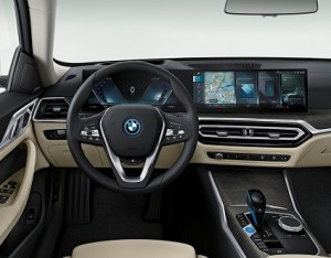 First-ever BMW i4 is unveiled firstvehicleleasing.co.uk 2