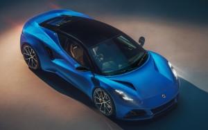 Lotus Emira car lease front