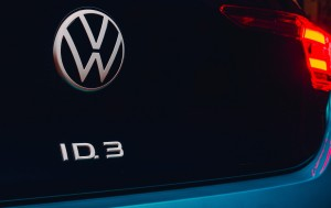 VW ID.3 car lease rear