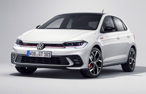 VW Polo GTi car lease front