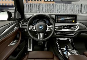 BMW iX3 car lease firstvehicleleasing.co.uk 2