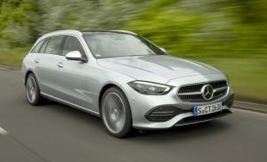 Mercedes C-Class car lease front