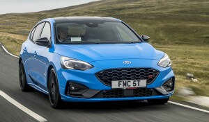 Ford Focus ST Edition car lease front