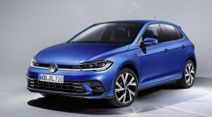 VW Polo car lease front