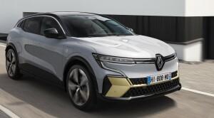 Renault Megane E-Tech Electric car lease front