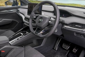 Skoda Enyaq iV car lease firstvehicleleasing.co.uk 2