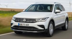 VW Tiguan eHybrid car lease