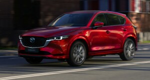 Mazda CX-5 car lease front