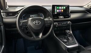 Toyota RAV4 Adventure car lease firstvehicleleasing.co.uk 2