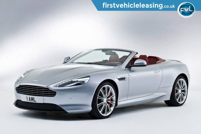 Aston Martin DB9 range Studio Grey Luxury car