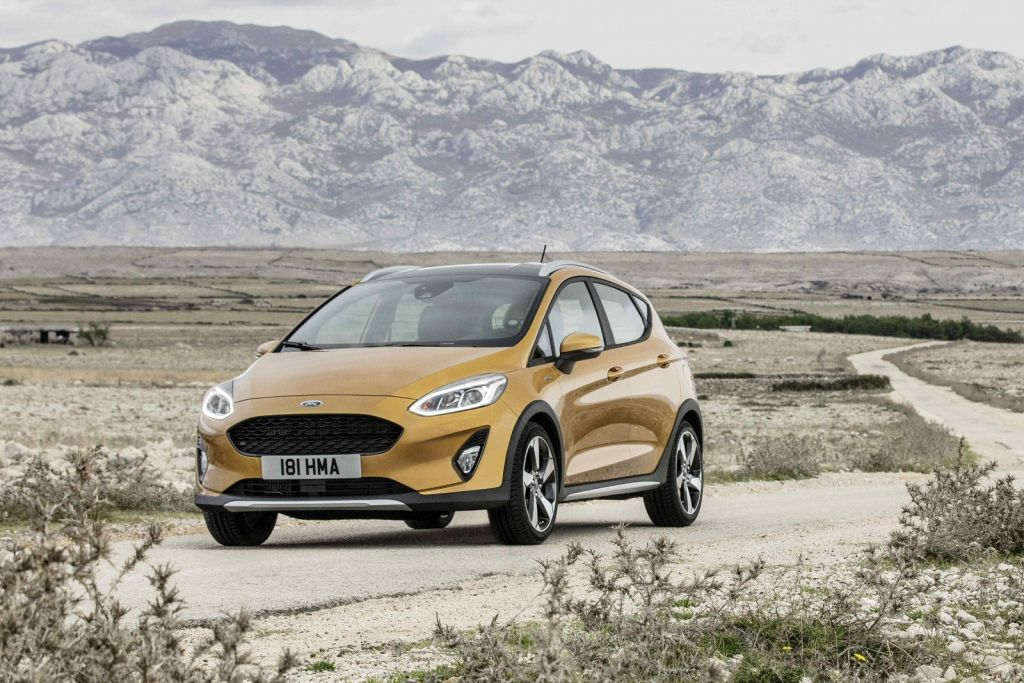 Ford Fiesta - Preview