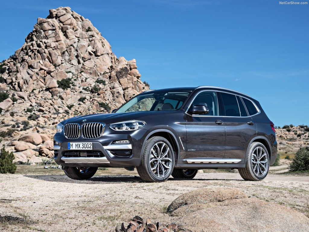 BMW X3 DIESEL ESTATE xDrive20d M Sport 5dr Step Auto