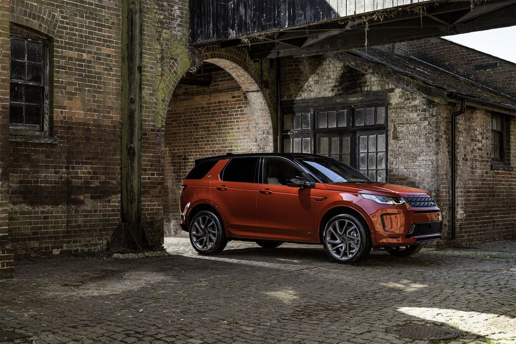 Land Rover Discovery Sport Diesel SW 2.0 D150 5DR 2WD [5 ...
