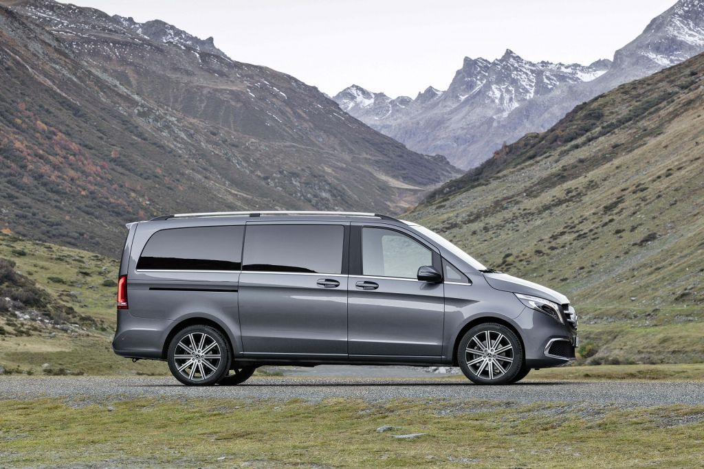 Mercedes-Benz V Class Lease Deals | First Vehicle Leasing
