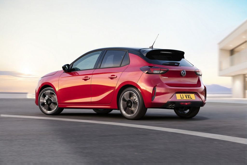 Vauxhall Corsa - Preview