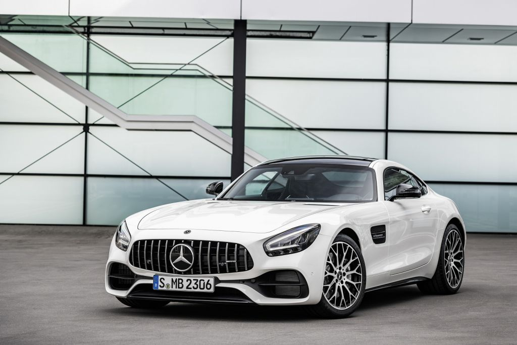 MERCEDES-BENZ AMG GT COUPE GT 476 Edition 2dr Auto