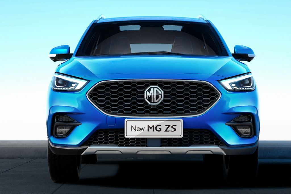 MG MOTOR UK ZS