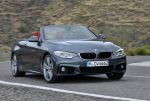 BMW 4 Series Convertible Countryside Grey Convertible